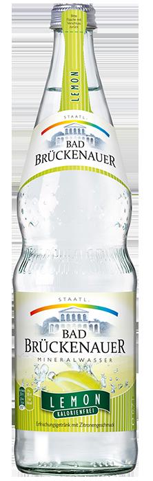 Flaschenabbildung Bad Brückenauer Lemon 0,7