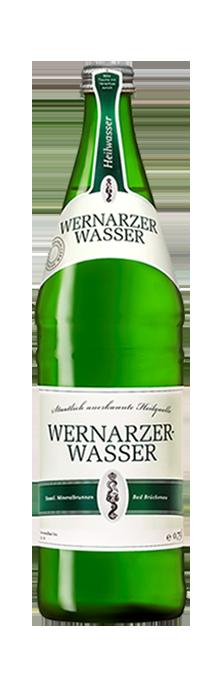 Wernarzer Wasser 0,75l online shop