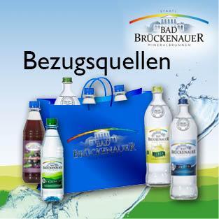 Bezugsquellen Bad Brückenauer Mineralwasser